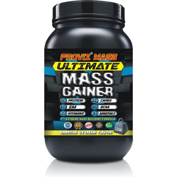 Proviz Muscle Ultimate Mass Gainer