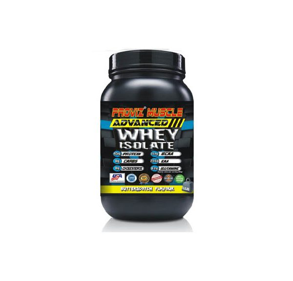 Proviz Muscle Advanced Whey Isloate