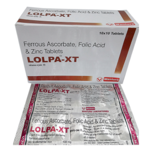 Lolpa-xt Capsules made by Wantura Laboratories