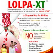 lolpa-xt-flyer - Lolpa-xt Capsules made by Wantura Laboratories