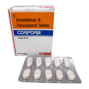 Corpora Tablets made by Wantura Laboratories
