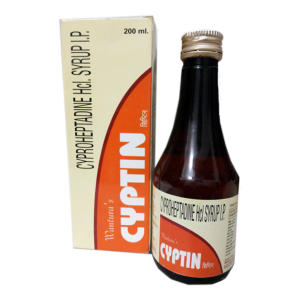 Cyptin Appetite Stimulant made by Wantura Laboratories