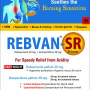 Rebvasn SR Capsules made by Wantura Laboratories